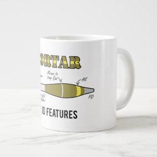 Mortar Key ID features Large Coffee Mug