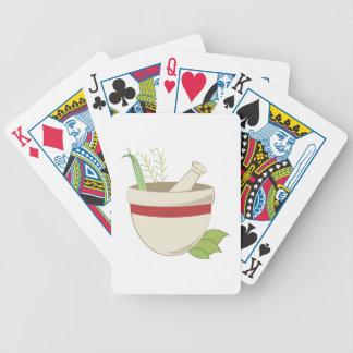 Mortar & Pestal Deck Of Cards