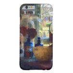 Mortar, Pestle and Bottles by Window iPhone 6 Case