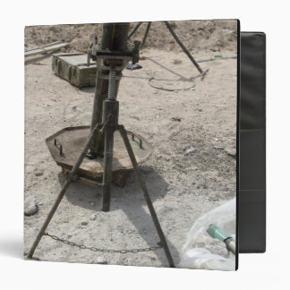 Mortar tubes 3 ring binder