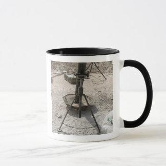 Mortar tubes mug