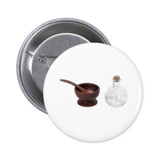 MortarPedestalPotion111409 2 Inch Round Button