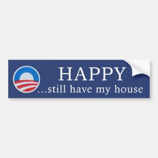 mortgage bumper sticker