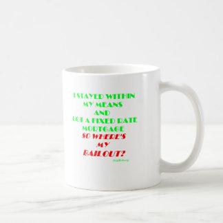 Mortgage Coffee Mug