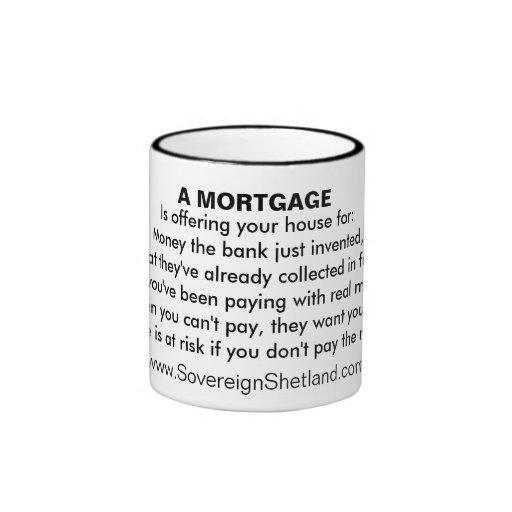 MORTGAGE Mug