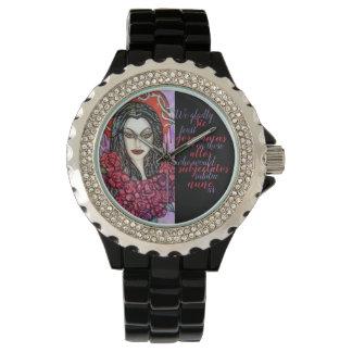 Morticia Watch