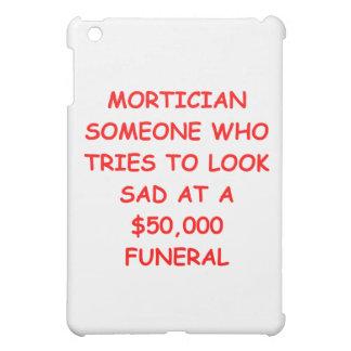 MORTician iPad Mini Cover