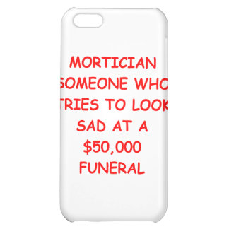 MORTician iPhone 5C Cover