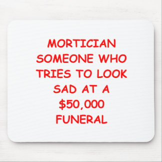 MORTician Mouse Pad