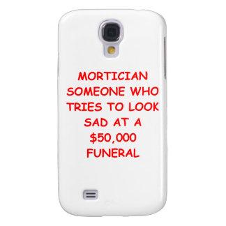 MORTician Samsung Galaxy S4 Case
