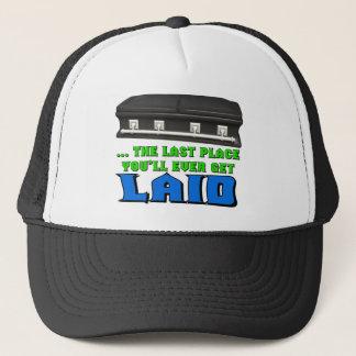 Mortician Trucker Hat