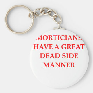 MORTICIANS KEYCHAIN