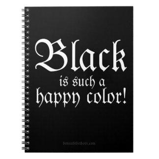 Morticia's Little Black Book