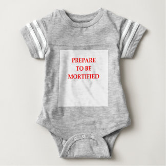 MORTIFIED BABY BODYSUIT