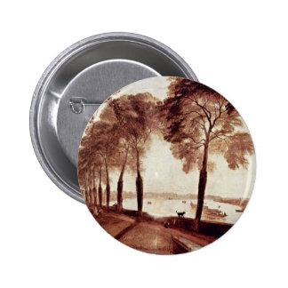 Mortlake Terrace Sliam Residence Of W. Moffat Somm Pinback Buttons