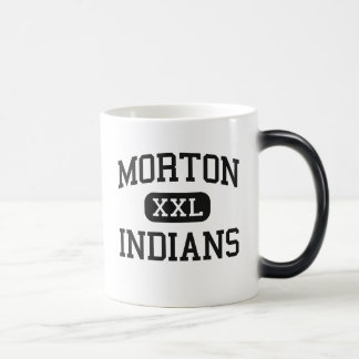 Morton - indios - High School secundaria - Morton Taza Mágica