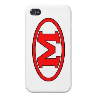 Morton JFL Football Cover For iPhone 4