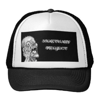 Mortuary Project hat