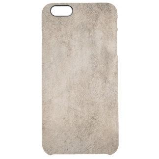 Morty - la tarjeta de visita funda clearly™ deflector para iPhone 6 plus de unc