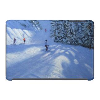 Morzine ski run iPad mini case
