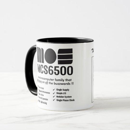 MOS 6500 Family of Microprocessors Mug