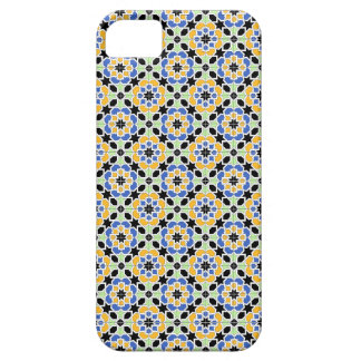 Mosaic 02 in flowers of landlord of geometry in iPhone SE/5/5s case