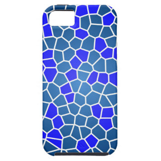 mosaic-269080  DIGITAL SNAKE SKIN ABSTRCT RANDOM m iPhone 5 Case