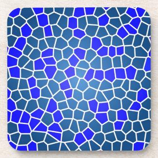 mosaic-269080  DIGITAL SNAKE SKIN ABSTRCT RANDOM m Drink Coaster