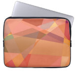 Mosaic Abstract Art | Modern Geometric Pattern 9 Laptop Sleeves