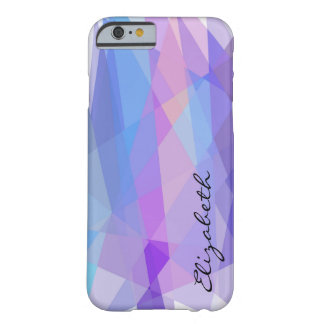 Mosaic Abstract Modern Geometric Background #2 Barely There iPhone 6 Case