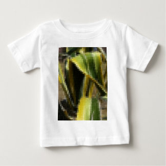 Mosaic Agave Americana - Maguey Enhanced Baby T-Shirt