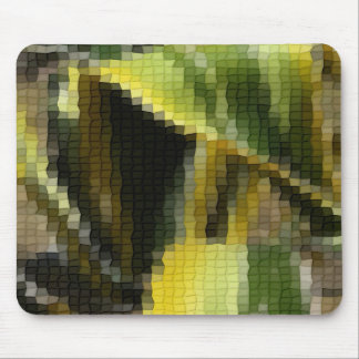 Mosaic Agave Americana - Maguey Enhanced Mouse Pads