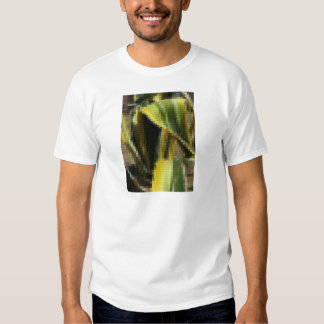 Mosaic Agave Americana - Maguey Enhanced T-shirts