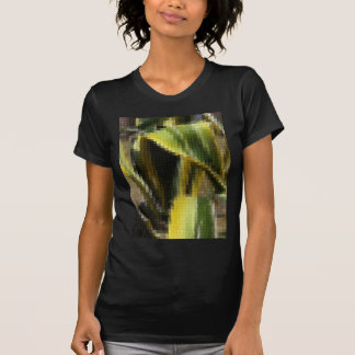 Mosaic Agave Americana - Maguey Enhanced T Shirt