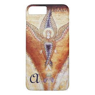 MOSAIC ANGEL  MONOGRAM iPhone 7 PLUS CASE