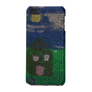 Mosaic art iPod touch (5th generation) case