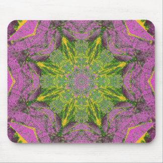 Mosaic Art Design Mouse Pad