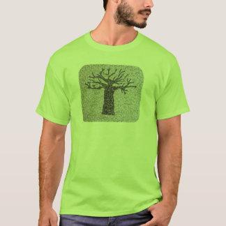 Mosaic Baobab Tree Men's  T-Shirt