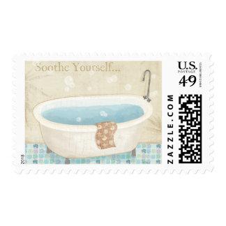 Mosaic Bath Postage
