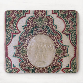 Mosaic binding, c.1745 mouse pad