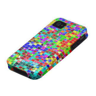 Mosaic Bizzare iPhone 4 Cover