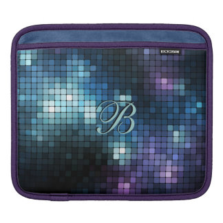 Mosaic Blues Rickshaw Sleeve iPad Sleeve