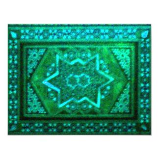 Mosaic Box Green Card