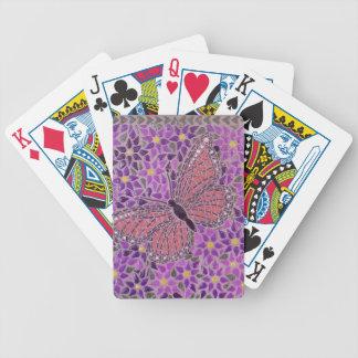 MOSAIC BUTTERFLY CARD DECKS