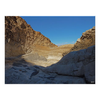 Mosaic Canyon - Death Valley, CA Poster