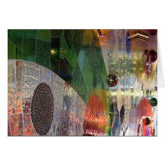 Mosaic Card