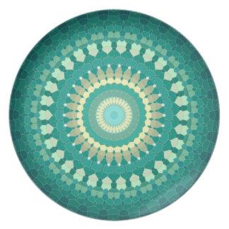MOSAIC CIRCLE PLATE