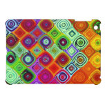 Mosaic Colorful Abstract Art Case For The iPad Mini
