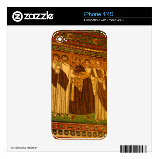 Mosaic Decal For The iPhone 4S
