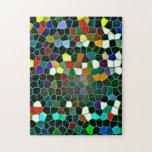 Mosaic Design Puzzle/Jigsaw